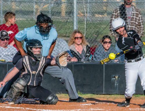 Sports Photography – Pea Ridge HS Softball