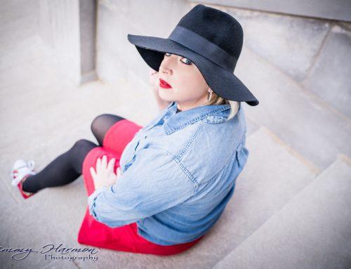Model Photography – Misty 2.0