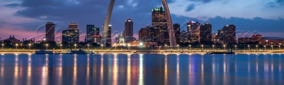 Saint Louis Skyline