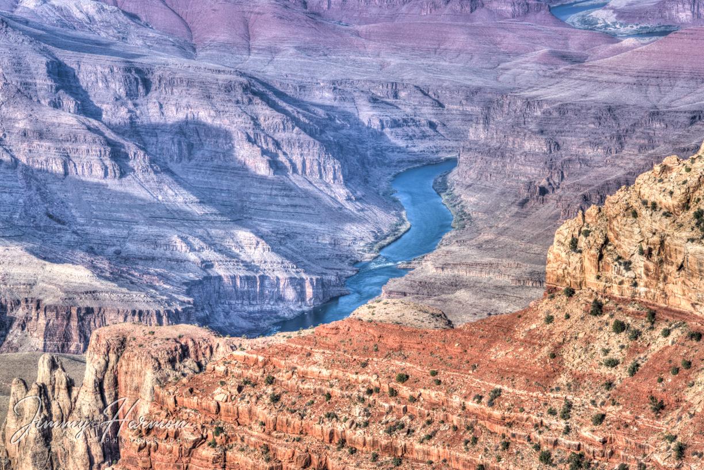 The Grand Canyon Colorado River